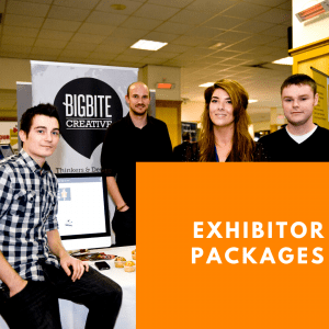 Discover what Exhibitor Packages are available at the Stoke Business Show