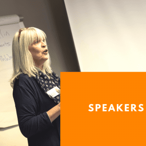 Find out about the Speakers for the Stoke Business Show by Hashtag Events