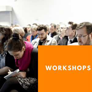Workshops at Stoke Business Show by Hashtag Events